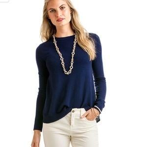 Vinyard Vines sweater combo top